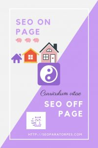 mataforas seoparatorpes seo onpage y off page